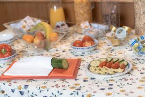 guesthouse Wienerstub'n - small additional breakfast buffet